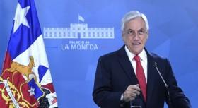 Redam Protes, Presiden Chile Umumkan Kebijakan Sosial