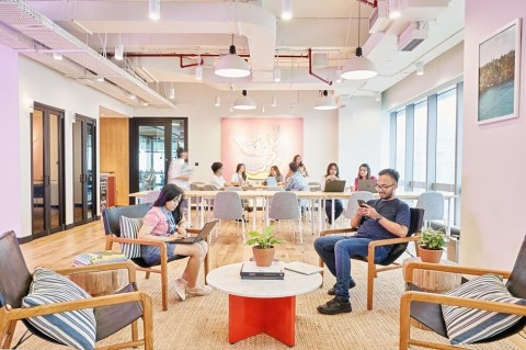 <i>Co-Working Space</i> Rambah Kawasan SCBD