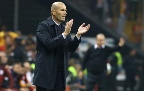 Madrid Kalahkan Galatasaray, Zidane Sanjung Courtois