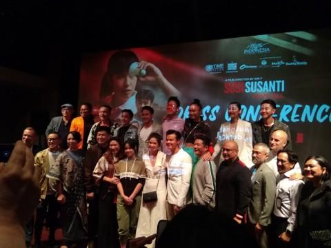 Film Susi Susanti: Love All Targetkan Raih 3 Juta Penonton