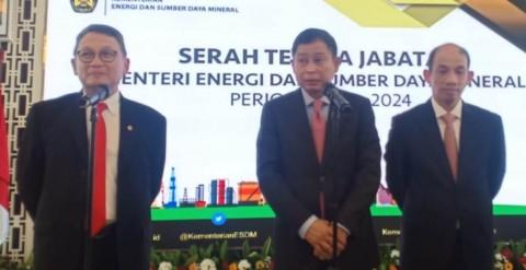 Jonan Titip Sektor Energi ke Arifin Tasrif