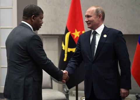 Putin Incar Afrika untuk Memperluas Pengaruh Rusia