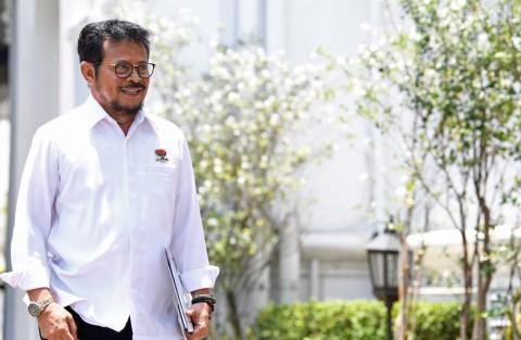 Mentan dan Menteri KKP Dijabat Sosok Berkompeten