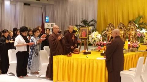 Bhiksu Tadisa Paramita Mahasthavira Meninggal