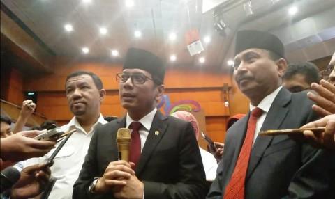 Resmi Jadi Menparekraf, Wishnutama Mengaku Kagumi Arief Yahya