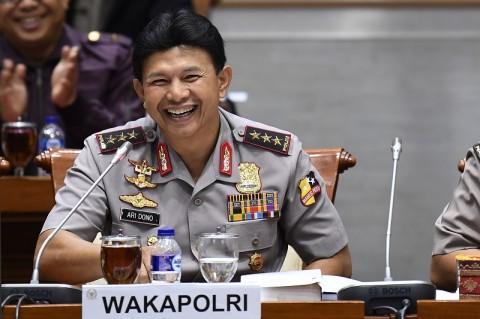 Ari Dono Plh Kapolri Hingga Pelantikan Idham Azis