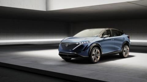 Ariya Concept, Cara Nissan Perluas Ceruk Mobil Listrik