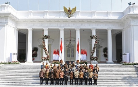 PPP Asks Jokowi to Appoint Deputy Ministers