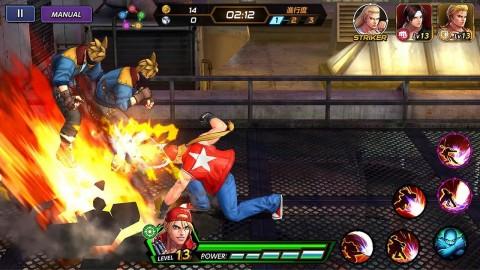 Game Mobile King of Fighters Dirilis di Indonesia