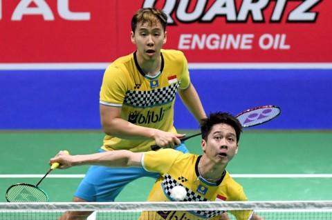 French Open 2019: The Minions Susah Payah Lewati Babak Pertama