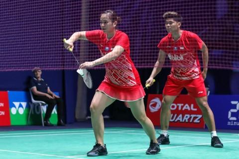 French Open 2019: Owi/Winny Gagal Ikuti Langkah Praveen/Melati