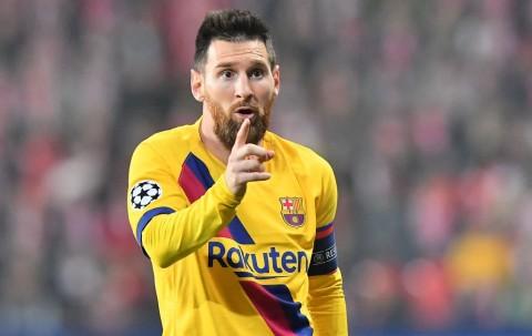 Fakta di Balik Kemenangan Barcelona atas Slavia: Messi Ukir Sejarah