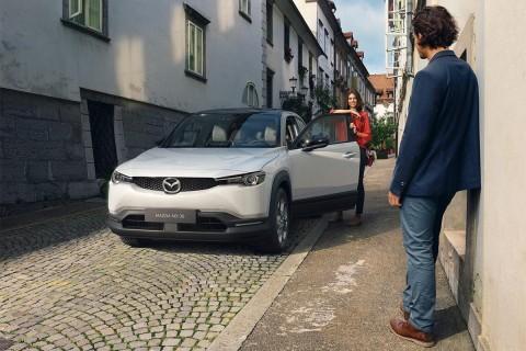 MX-30 Babak Baru Mobil Listrik Mazda
