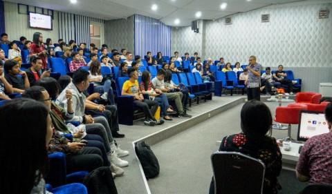 Dorong Investasi, UNPAR Kenalkan Pasar Modal kepada Mahasiswa