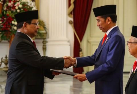 Diterima atau Tidak, Visa Prabowo Tergantung Politik AS