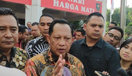 Tito Akan Berkantor di Papua