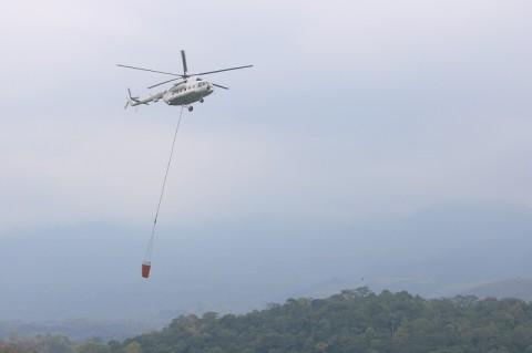 3 Titik Kepulan Asap Terpantau di Gunung Ciremai