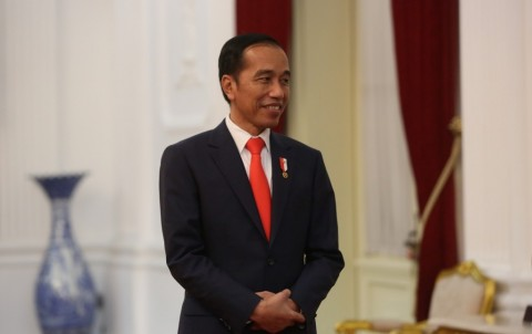 Jokowi Welcomes Indonesia's Appointment as 2021 FIFA U-20 World Cup Host