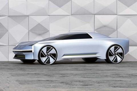 Polester S, Imajinasi Hypercar Listrik Asal Tiongkok