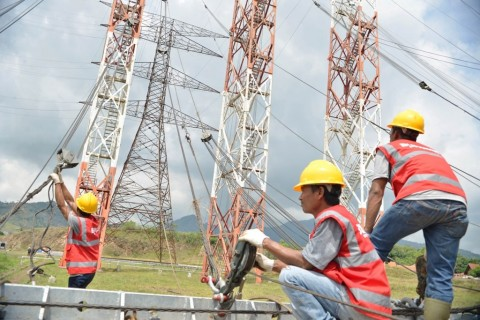 Investasi Ketenagalistrikan Capai Rp116,83 Triliun