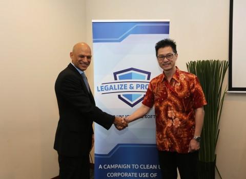 Legalisasi Aset Software, BSA Gelar Kampanye Clean Up to the Countdown