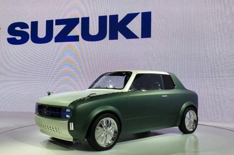 Kupas Teknologi Suzuki Waku SPO Concept