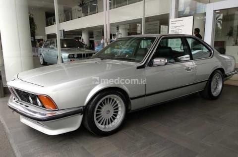 Cara BMW Astra Melestarikan Mobil Klasik