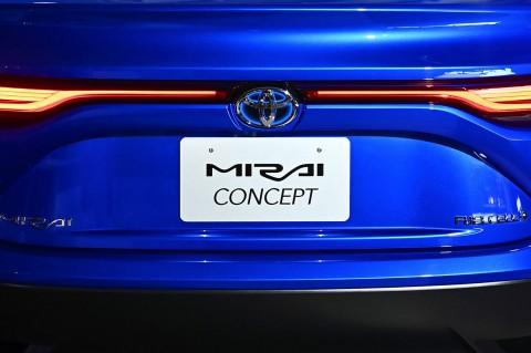 Toyota Mirai Curi Perhatian di Tokyo Motor Show