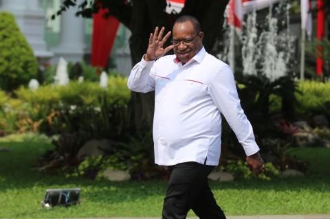 John Wempi Wetipo, Putra Papua Jadi Wamen PUPR
