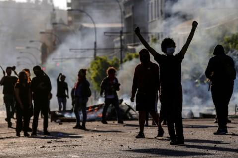 PBB Selidiki Klaim Pelanggaran HAM Usai Protes di Chile