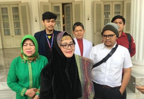 Mahasiswa Korban Demo Ricuh Temui Anies Baswedan