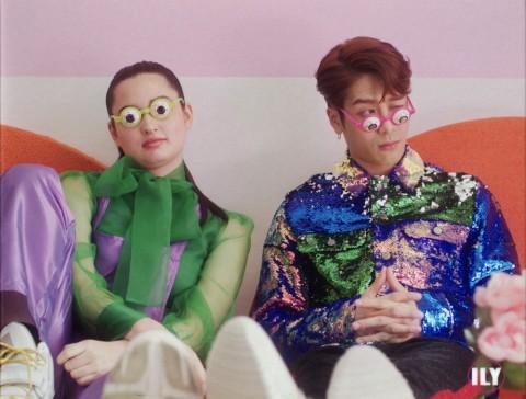 Singel I Love You 3000 II Puncaki Tangga Lagu Cina