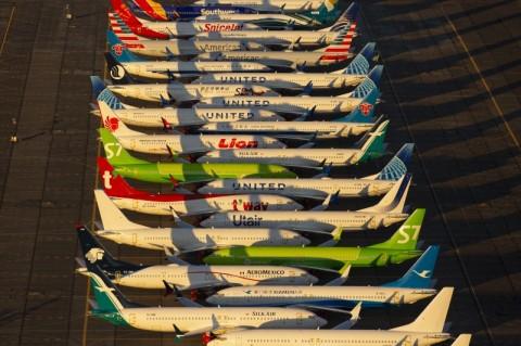 Korsel Temukan Keretakan di Pesawat Boeing 737 NG