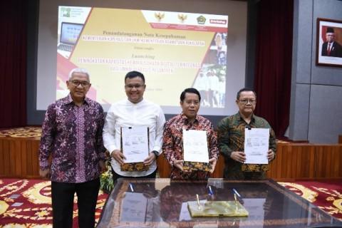 Pemerintah Dorong Wirausaha Digital Berbasis Pesantren
