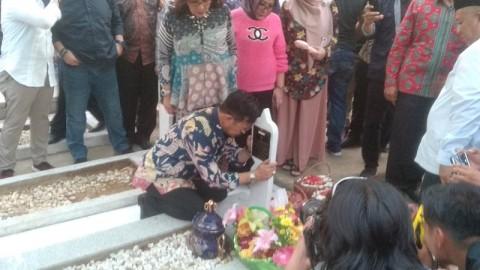 Tunaikan Nazar, Syahrul Yasin Limpo Pulang Kampung