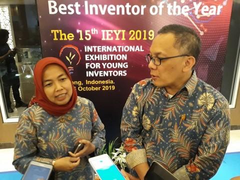 Inovasi Inventor Muda Dunia Digelar di Indonesia