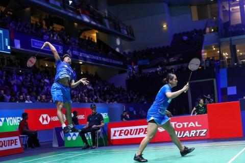 French Open 2019: Praveen/Melati Tundukkan Unggulan Kedua dalam 28 Menit