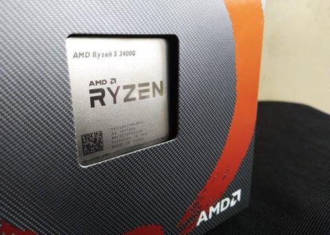 AMD Ryzen 5 3400G, Sanggup Main Game Baru di Harga Terjangkau