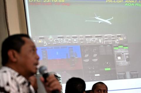 KNKT Ungkap Misteri Jatuhnya Lion Air JT 610