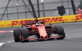 Hamilton dan Vettel Kuasai Sesi Latihan Bebas Hari Pertama