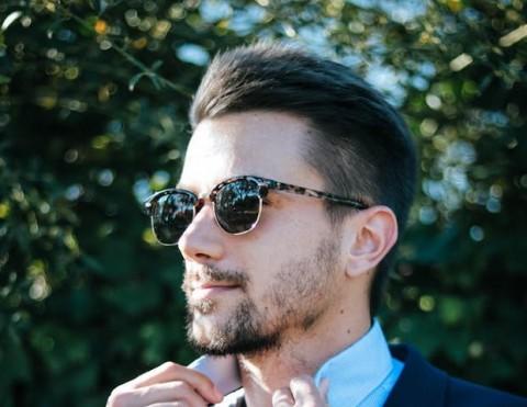 Model Kacamata Hitam Terbaik bagi Pria