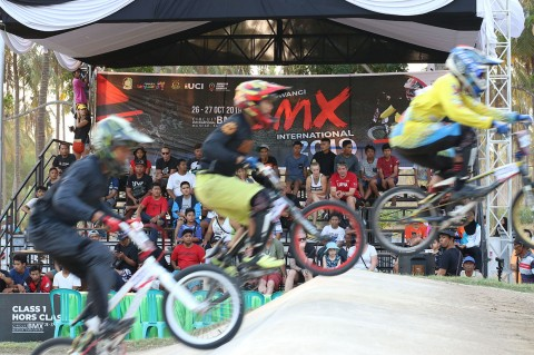Banyuwangi BMX International Kembali Digelar