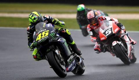 Cuaca Buruk, Kualifikasi MotoGP Australia Diundur