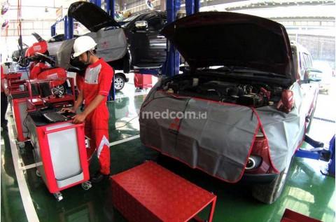 Komponen Mobil yang Sering Mengalami Kerusakan