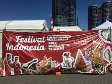 Festival Perth Bukti Pariwisata Indonesia Berkembang