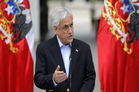 Respons Pedemo, Presiden Chile Bubarkan Seluruh Kabinet