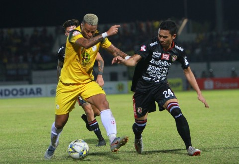 Jadwal Liga 1 Indonesia Hari Ini: Bali United Barito Putera