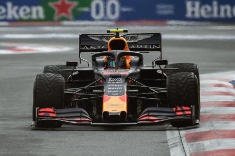 Verstappen Raih Pole Position GP Meksiko