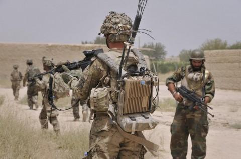 Pasukan Afghanistan dan AS Bunuh 80 Militan Taliban
