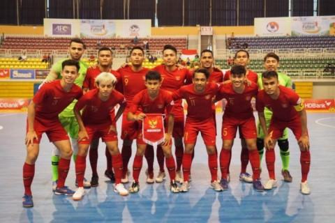 Indonesia Wakili Asia Tenggara di Piala Asia Futsal